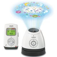 Vtech Audio Baby Monitor with Room Temp, Ceiling Projection and Nightlight