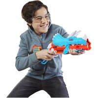 Nerf DinoSquad Tricerablast Dart Blaster