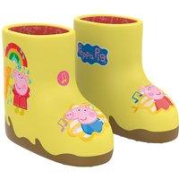 Peppa Pig Muddy Puddle Plush Boots