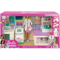 Barbie Fast Cast Clinic Play Set