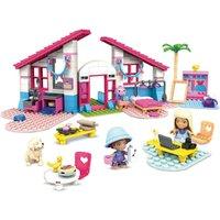 Mega Bloks Construx Barbie Malibu House