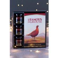 The Famous Grouse Fudge and Mini Maramalades Set.