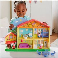 Peppa Pig Play Time to Bed Time House Play Set