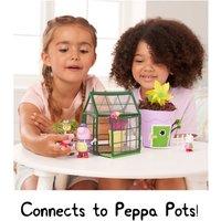 Peppa Pig Grandpa Pigs Greenhouse Grow and Play Set