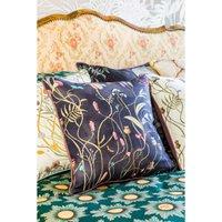 Wildflower Night Garden Cushion