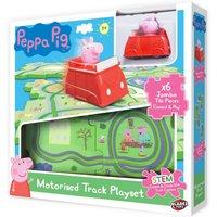 Peppa Pig Tile Track Playset