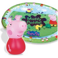 Peppa Pig Inflatable Bopper and Muddy Puddle