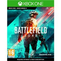 Xbox One: PRE-ORDER Battlefield 2042