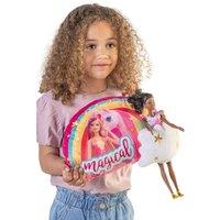 Barbie 2D Plush Heatable Cushion