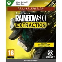 Xbox Series X: PRE-ORDER Rainbow Six Extraction Deluxe Edition