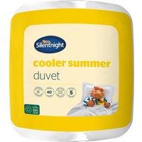 Silentnight Cooler Summer 4.5 Tog Duvet