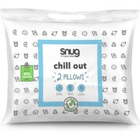 Pair of Snug Chill Out Pillows.