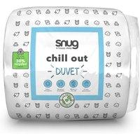 Snug Chill Out 4.5 Tog Duvet.