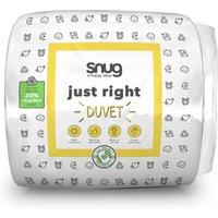 Snug Just Right 10.5 Tog Duvet