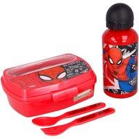 Stor Spiderman Urban Web Back to School Set in Gift Box