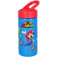 Stor Super Mario Playground 410ml Sipper Bottle.