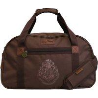Harry Potter Hogwarts Vintage Sports Holdall Bag