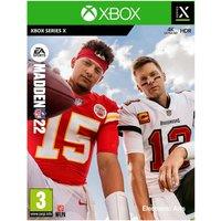 Xbox Series X: PRE-ORDER Madden NFL 22