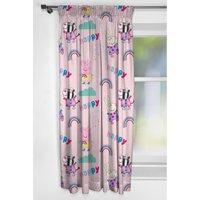 Peppa Pig Storm Pencil Pleat Curtains