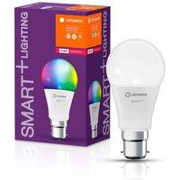 Ledvance Smart Plus Classic Colour Changing LED 60W B22 Bulb.