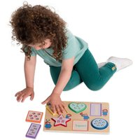 Paddington Bear Set of 3 Puzzles