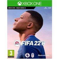 Xbox One: PRE-ORDER FIFA 22