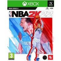Xbox Series X: NBA 2K22