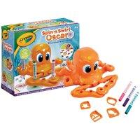 Crayola Spin and Spiral Oscar Octopus