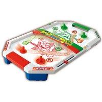 Super Mario Air Hockey.