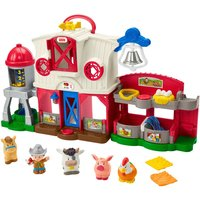 Fisher Price Little People Caring Farm Play Set