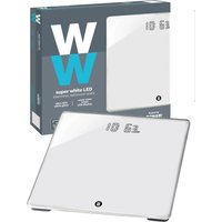 Weightwatchers Super White LED Bathroom Scale.