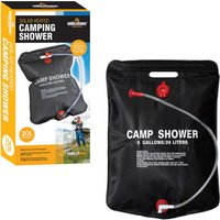 20 Litre Solar Camping Shower.