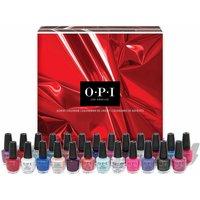 OPI Holiday 2021 25-Piece Nail Varnish Christmas Advent Calendar Gift Set