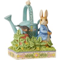 Beatrix Potter by Jim Shore Peter Rabbit Garden Figurine