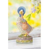 Beatrix Potter by Jim Shore Jemima Puddle Duck Figurine