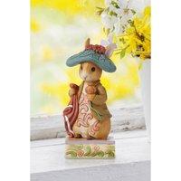 Beatrix Potter by Jim Shore Benjamin Bunny Figurine