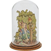 Beatrix Potter Peter Radishes Wooden Figurine