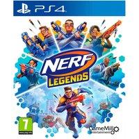 PS4: PRE ORDER Nerf Legends