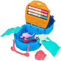 Crayola Washimals Ocean Pets Seashell Splash Playset