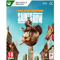 Xbox 1/S/X: PRE-ORDER Saints Row Day One Edition