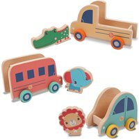 Fisher Price Wooden My 1st Vehicles
