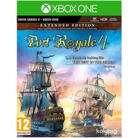 Xbox Series X: Port Royale 4 Extended Edition
