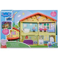 Peppa Pig Peppa's Playtime to Bedtime House