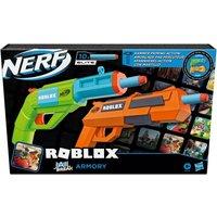 Nerf Roblox Jailbreak Armory