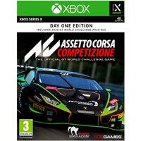 Xbox Series X: PRE-ORDER Assetto Corsa Competizione