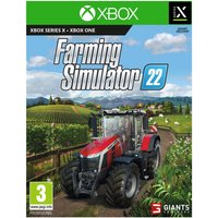 Xbox Series S/X: PR ORDER Farming Simulator 22