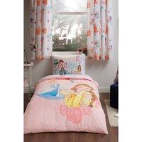 Disney Princess Reversible Single Duvet Set