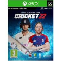 Xbox Series X: PRE-ORDER Cricket 22