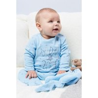 'Baby Born In 2020 Blue Sleepsuit With Comforter