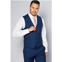 Skopes Kennedy Waistcoat Royal Blue